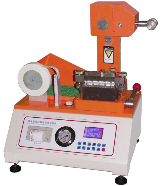 Internal Bond Tester Package Testing Equipment , Bond Strength Testing Equipment