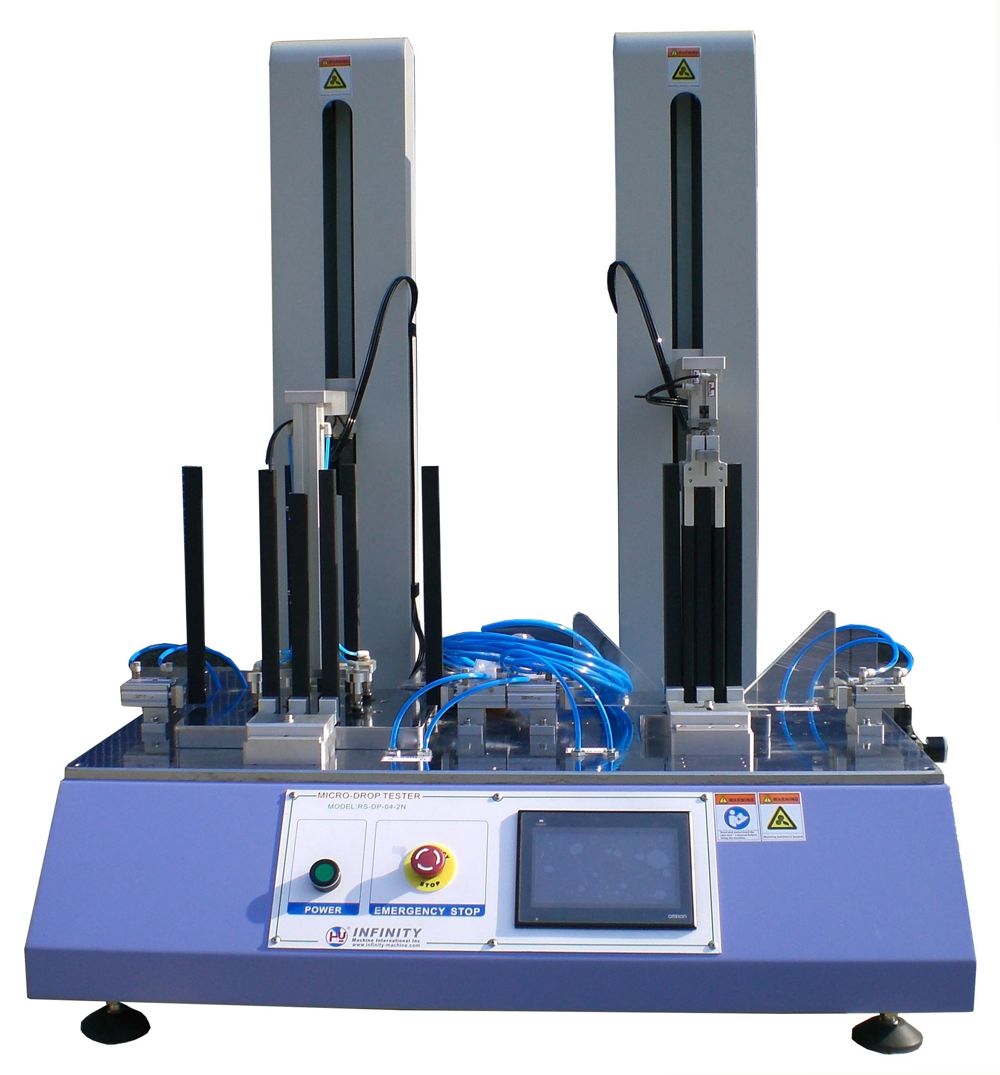 Electronic Drop Testing Machine